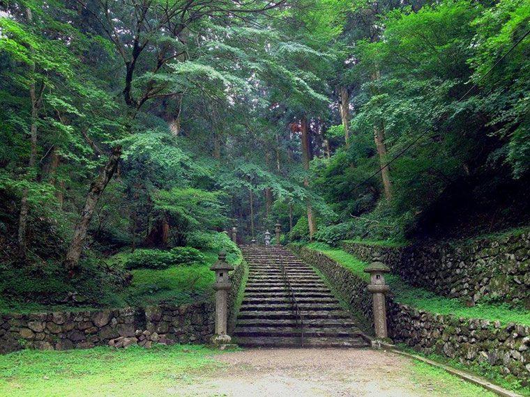 Visit to Kyoto Buddhist Monastary