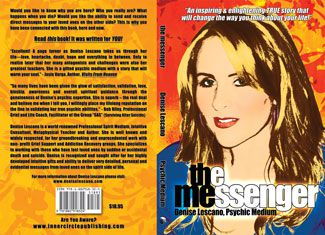 The Messenger Book by Denise Lescano